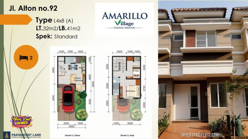 Amarillo Village Jln Alton No 92