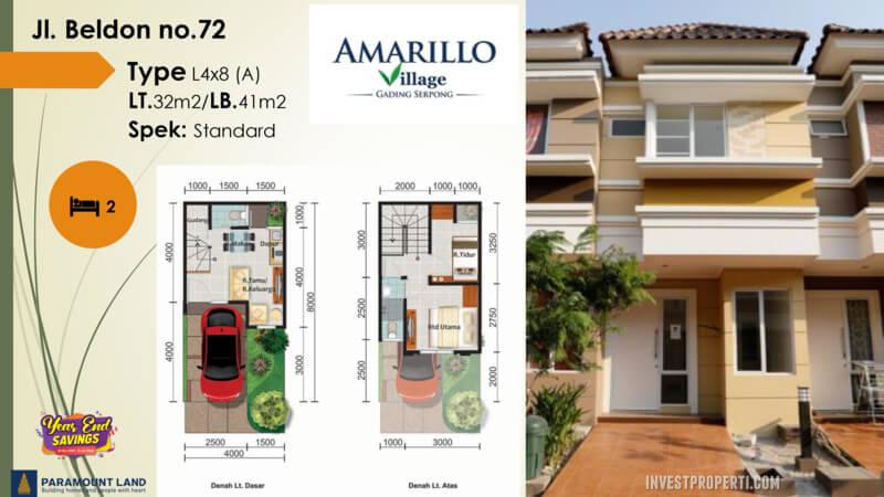 Amarillo Village Jln Beldon No 72