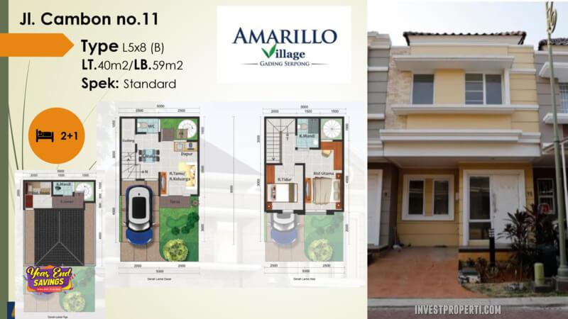 Amarillo Village Jln Cambon No 11