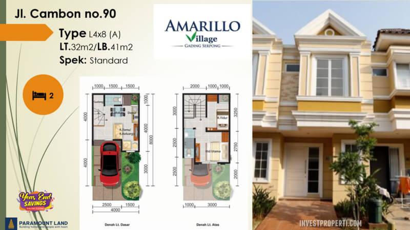 Amarillo Village Jln Cambon No 90
