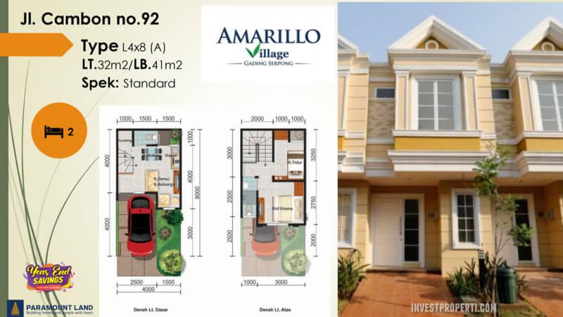 Amarillo Village Jln Cambon No 92