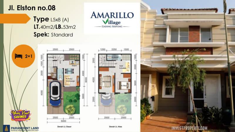 Amarillo Village Jln Elston No 08