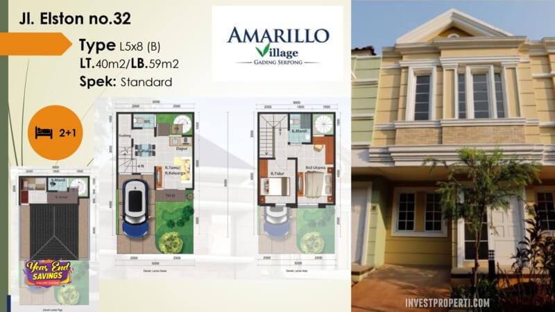 Amarillo Village Jln Elston No 32