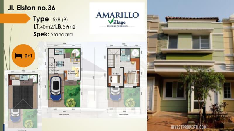 Amarillo Village Jln Elston No 36