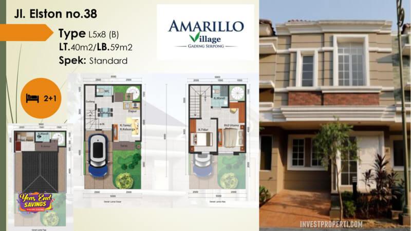 Amarillo Village Jln Elston No 38