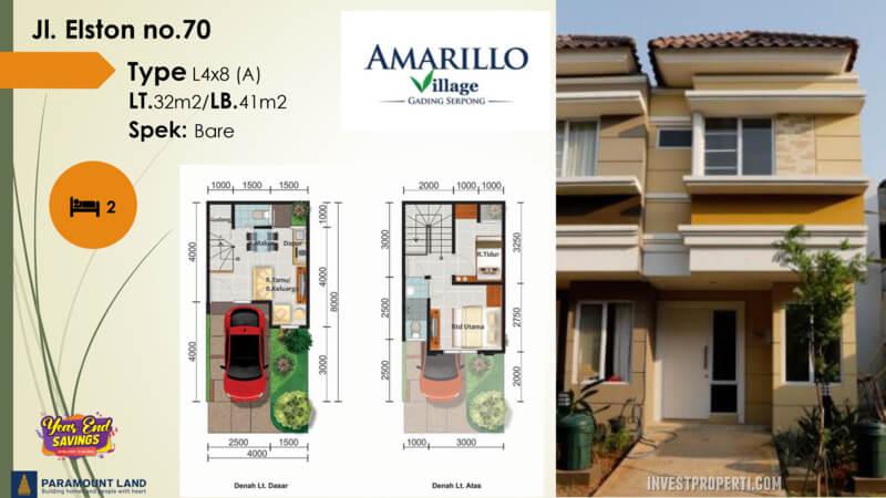Amarillo Village Jln Elston No 42