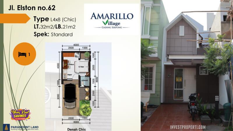 Amarillo Village Jln Elston No 62
