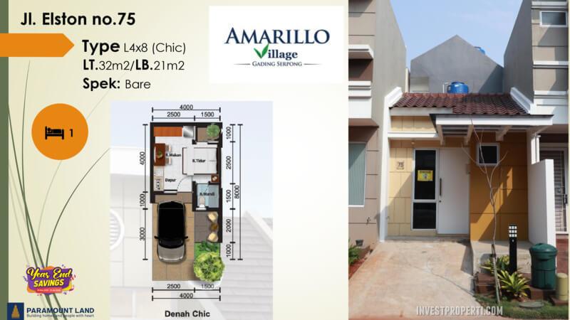 Amarillo Village Jln Elston No 75