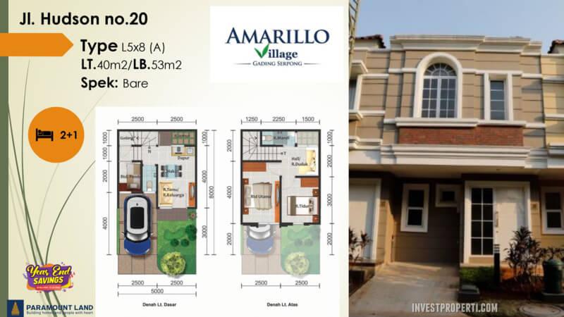 Amarillo Village Jln Hudson No 20