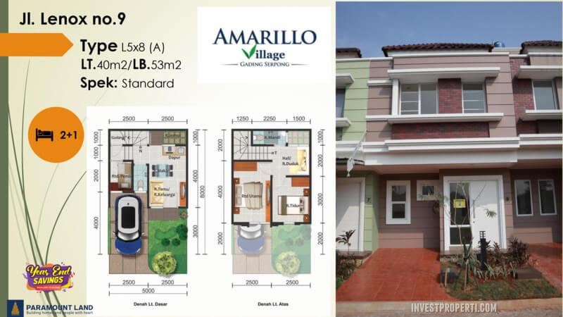 Amarillo Village Jln Lenox No 09