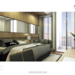Design Apartemen Altuera Jakarta Tipe Studio