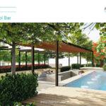 Fasilitas Southgate Jakarta - Sky Pool Bar