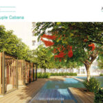 Fasilitas Southgate Jakarta - Sky Cabana