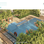 Fasilitas Southgate Jakarta - Sky Pool
