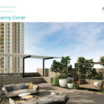 Fasilitas Southgate Jakarta - Sky Relaxing Corner
