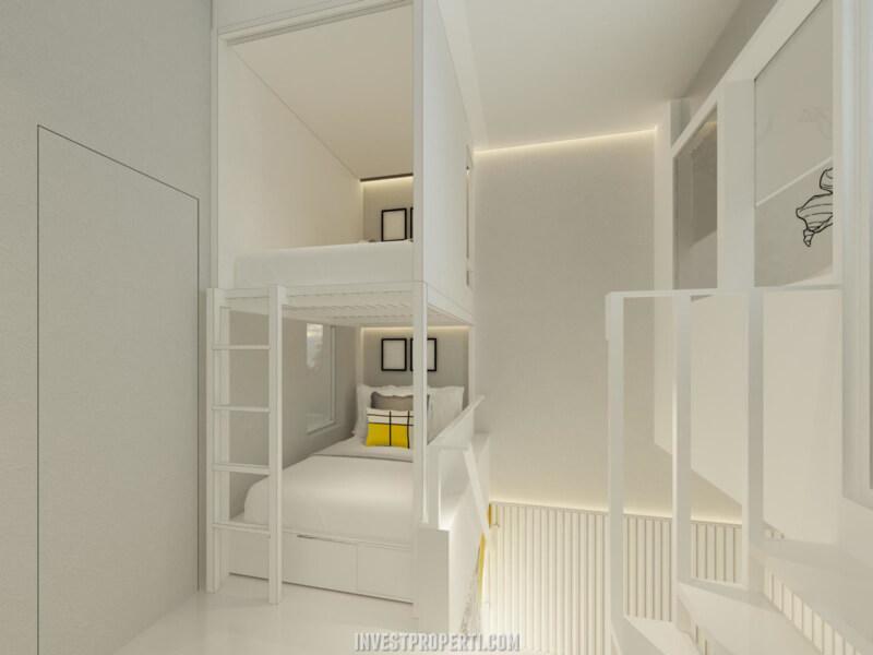 Interior Rumah Tabebuya BSD - Kids room