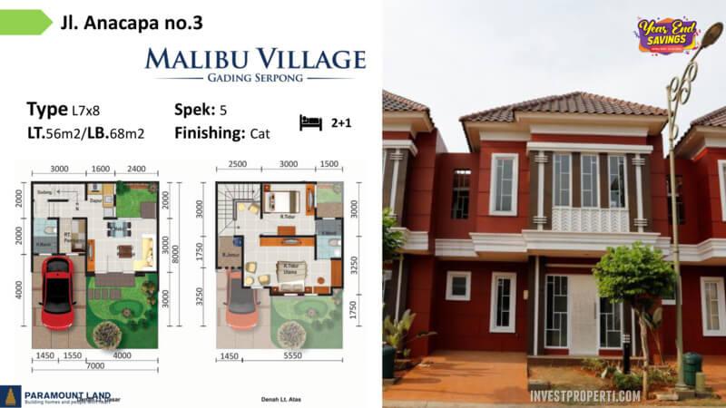 Malibu Village jln Anacapa No 03