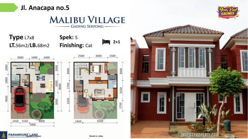 Malibu Village jln Anacapa No 05