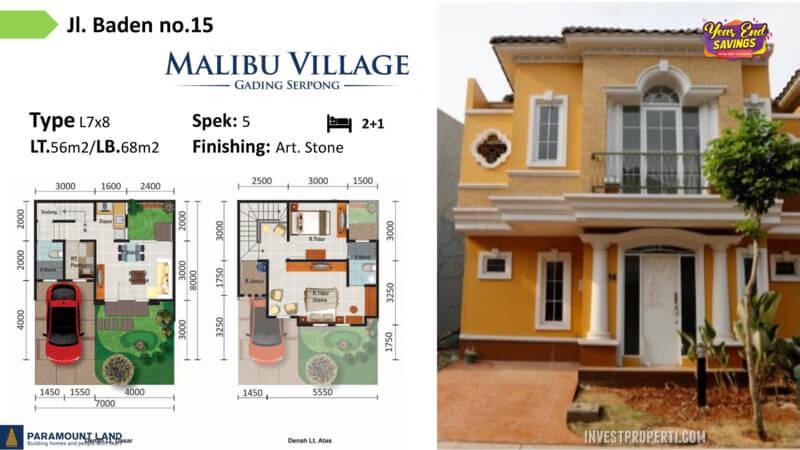 Malibu Village jln Anacapa No 15