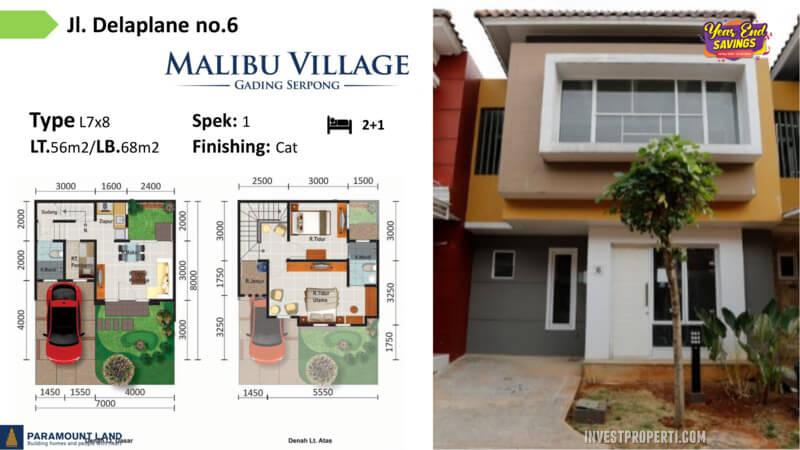 Malibu Village jln Delaplane No 06