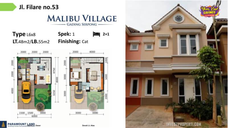 Malibu Village jln Filare No 53