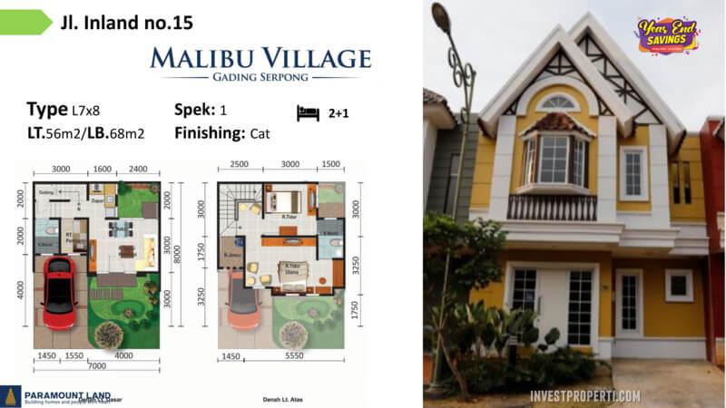 Malibu Village jln Inland No 15