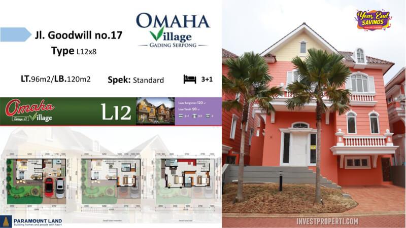 Omaha Village Jln Goodwill No 17