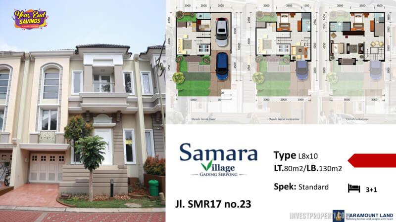 Samara Village 17 No 23