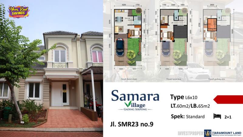 Samara Village 23 No 28