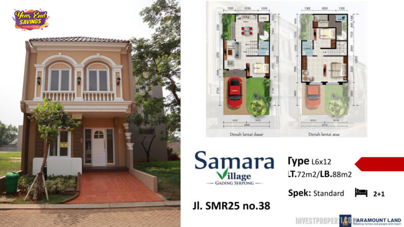 Samara Village 25 No 38