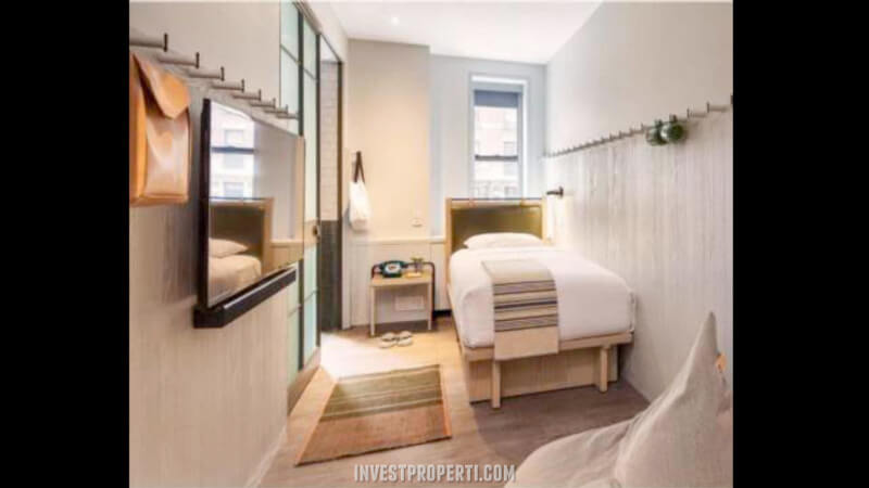 Design Small Room Waterfront Estate Lippo Cikarang