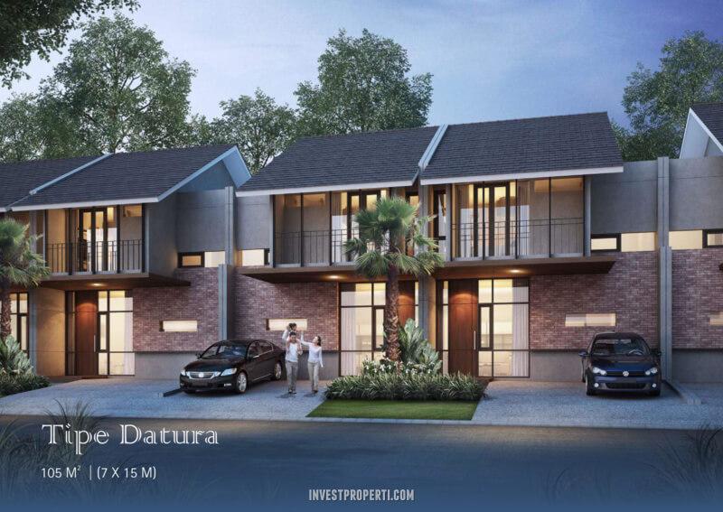 Rumah Datura Cluster Dakota Suvarna Sutera