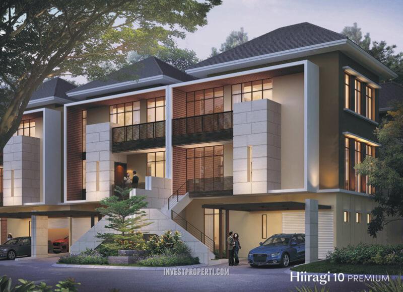 Rumah Morizen - Hiiragi 10 Premium