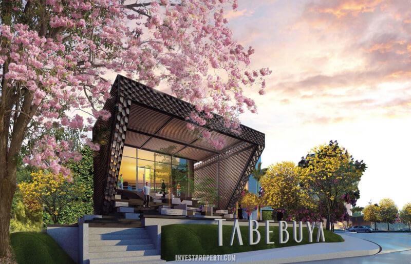 Tabebuya BSD Club House