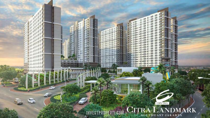 Citra Landmark Aparemen Jakarta