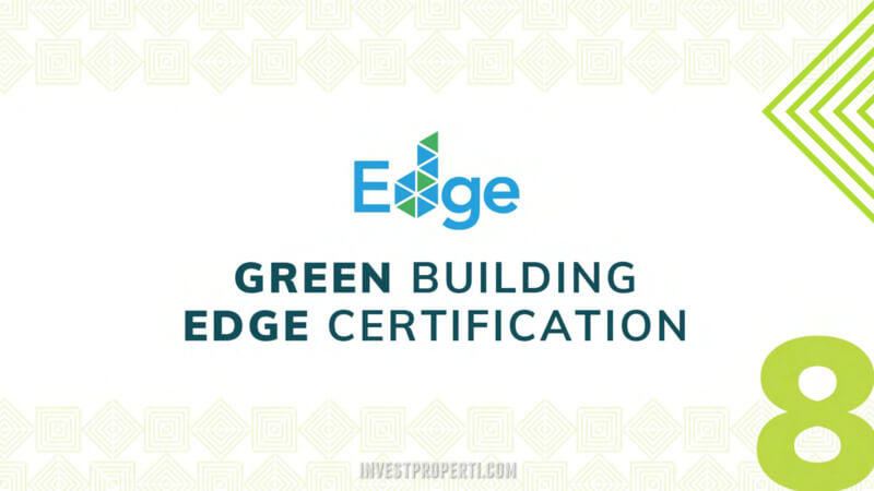 Citra Landmark EDGE Green Building Certification