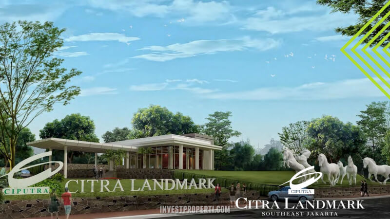 Citra Landmark Jakarta Apartemen Club House