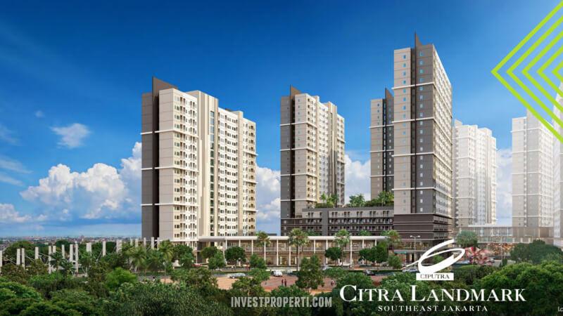 Citra Landmark Jakarta Apartment