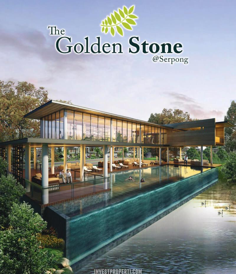 Club House Golden Stone @ Serpong