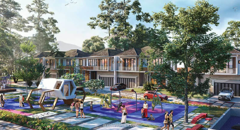 Fasilitas Cluster Miami Kota Wisata Cibubur