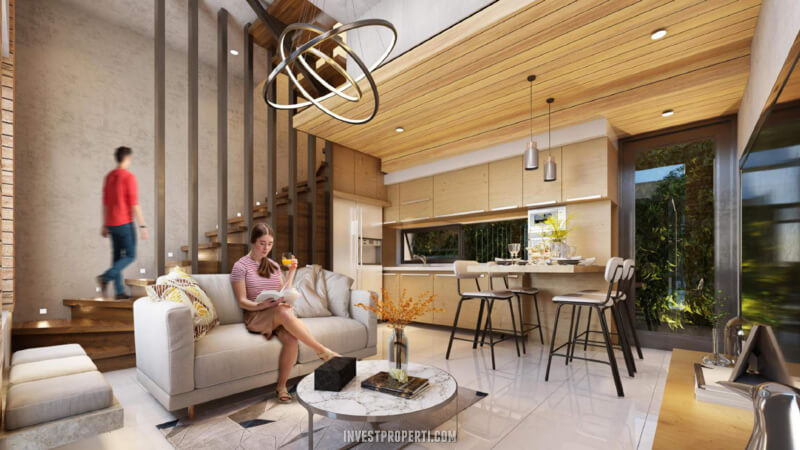 Design Rumah Puri Botanical Jakarta