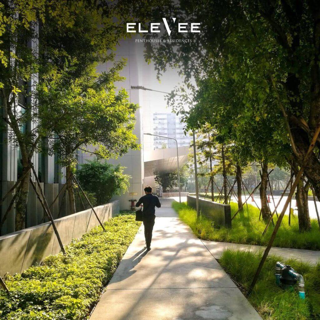 Elevee Alam Sutera Green Concept
