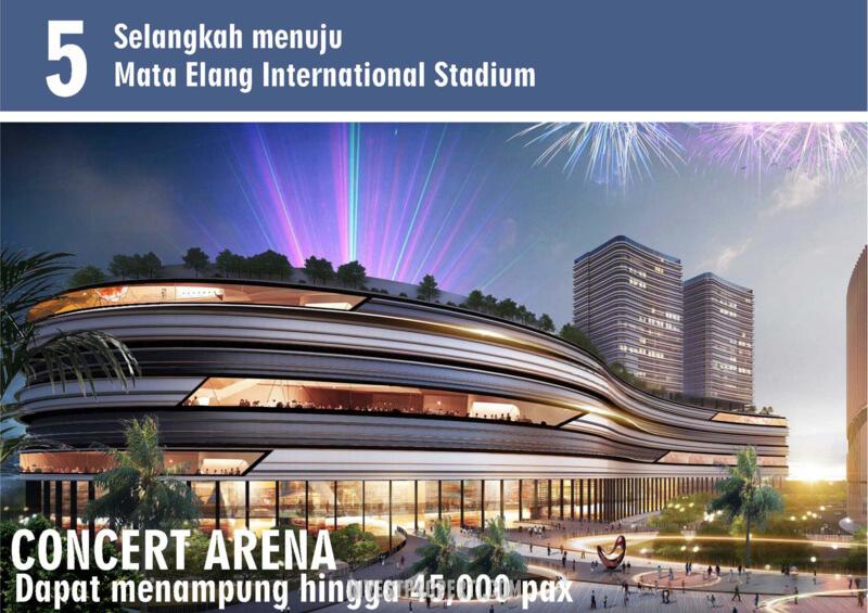 Mata Elang International Stadium