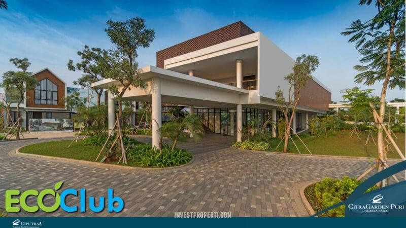 Foto Eco Club Elecio Citra Garden Puri
