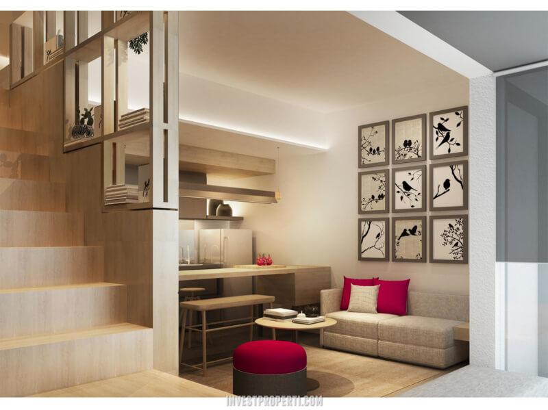 Rumah InvensiHaus BSD - Kitchen