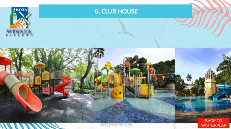 Kota Wisata Cibubur Club House - Water Themepark