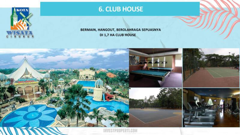 Kota Wisata Cibubur Club House