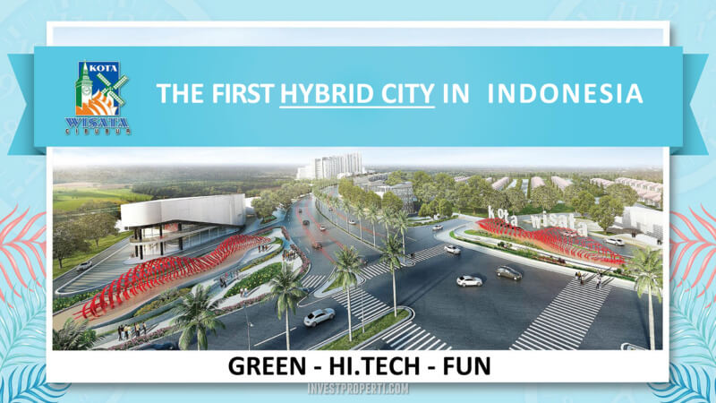 Kota Wisata Cibubur First Hybrid City