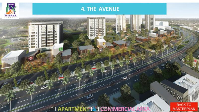 Kota Wisata Cibubur - The Avenue