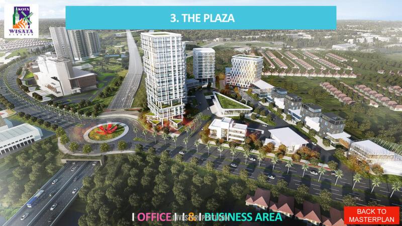 Kota Wisata Cibubur - The Plaza